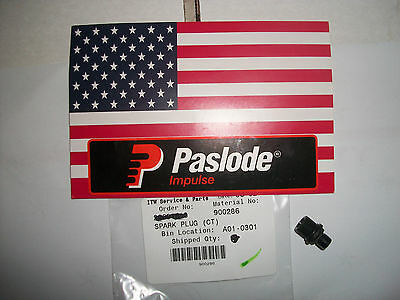 Paslode Part # 900286 - Spark Plug Assembly (900420, 902200, 902600 framers)