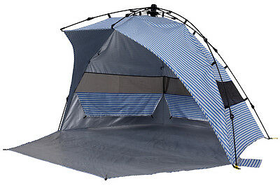 Oztrail Instant Cabana 4 Beach Dome Pop Up Sun Shade Shelter Uv Tent
