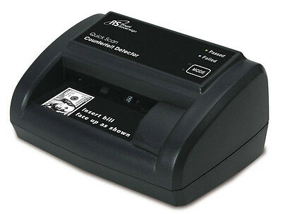 Royal Sovereign RCD-2120 QuickScan Counterfeit Detector Supports New US $100Note