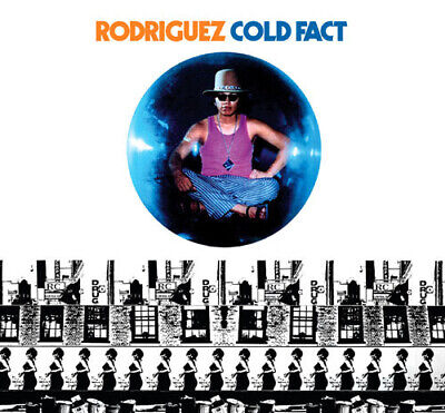 "Sixto Rodriguez Cold Fact remastered 180gm vinyl LP + ""OBI"" NEW/SEALED"