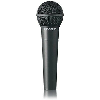 New Behringer ULTRAVOICE XM8500 Dynamic Vocal Cardioid Microphone Music Karaoke