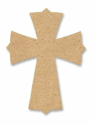 Cross Style 11 Unfinished Cutouts Variety of Sizes USA Made! Home Decor