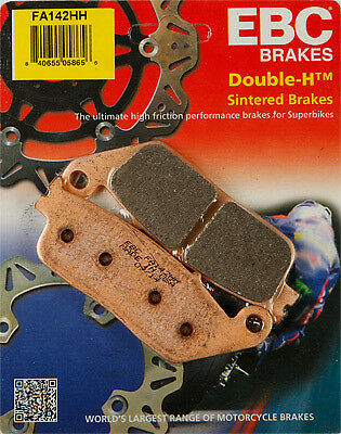 EBC Double-H Sintered Brake Pads Offroad FA142HH FA142HH Front 61-0142
