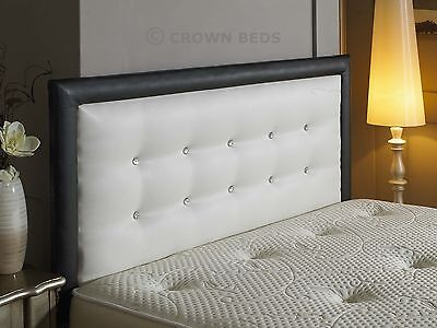 Diamante Diamonte Headboard In 3Ft,4Ft,4Ft6,5Ft,6Ft And  Free Delivery