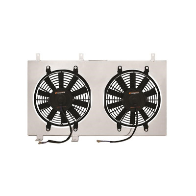 Mishimoto Alloy Radiator Fan Shroud Kit - fits Toyota Supra JZA80 - 1993-1998