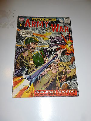 OUR ARMY AT WAR (featuring SGT ROCK) Comic - No 141 - Date 04/1963 - DC Comics