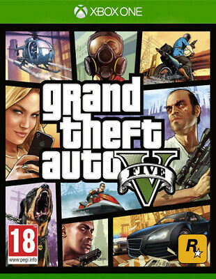 Grand Theft Auto V GTA 5 XBOX ONE TAKE TWO INTERACTIVE