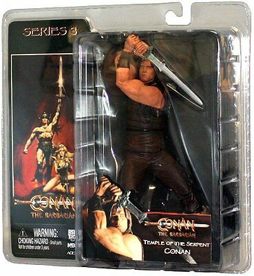 Conan the Barbarian Temple of the Serpent 7in Action Figure NECA Toys