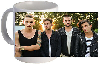 The 1975 'music Band' Mug. Brand New. Free Delivery.