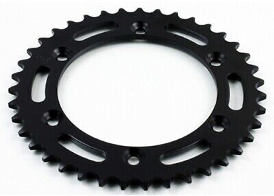 JT Steel Rear Sprocket 39T Natural JTR808.39 1210-0688 55-80839 JTR808-39 Black