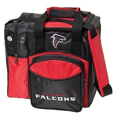 KR NFL Atlanta Falcons 1 Ball Bowling Bag