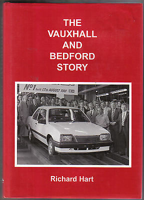 Vauxhall & Bedford Story Cars Commercials War Vehicles Factories Dealers Workers