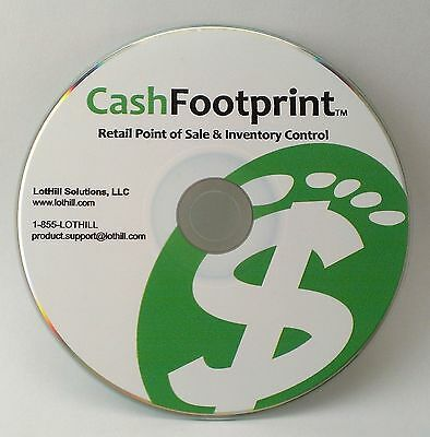 Pro Retail Point-of-Sale(POS) Software, Unlimited Items, Free Support