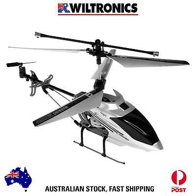 Remote Control i-Helicopter Compatible with iPhone with Earphone Port