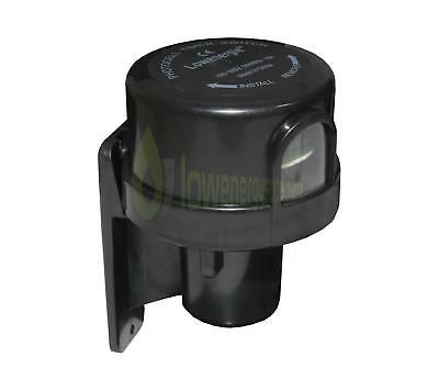 Photocell Energy Saving Timer Light Switch Dusk to Dawn Sensor Outdoor Security