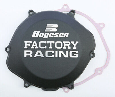 BOYESEN M/C CLUTCH COVER CR250 02-07 BLACK CC-02AB CC-02AB 59-7202AB Replacement