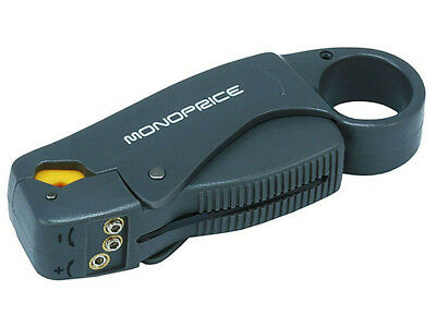 Monoprice 3359 Coaxial Cable Stripper [HT-322]