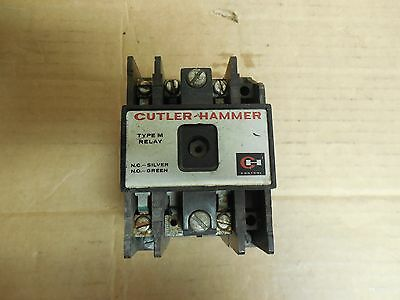 Cutler Hammer Latched Relay D26Mr402 Ser A2 120V Coil Type M