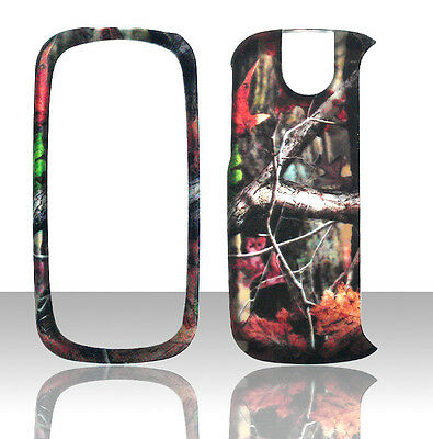 Camo Trunk V Pantech Impact P7000 AT&T Case Cover Hard Phone Snap on Cases