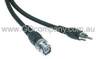 3.5mm RIGHT ANGLE JACK MALE TO 3RCA MALE VIDEO AUDIO AV CABLE LEAD 1.5M TV OUT