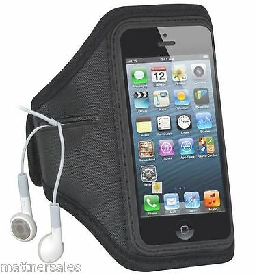 Sports Gym Armband Arm Case Running Exercise for iPhone 6 6 6S Plus 5 5S 5C 4S 4