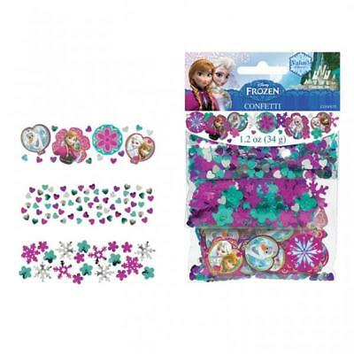 CLEARANCE Disney Frozen Party Triple Confetti Table Sprinkles Pack