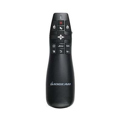 IOGEAR GME430R RedPoint Pro - 2.4GHz Gyroscopic Presentation Mouse Laser Pointer