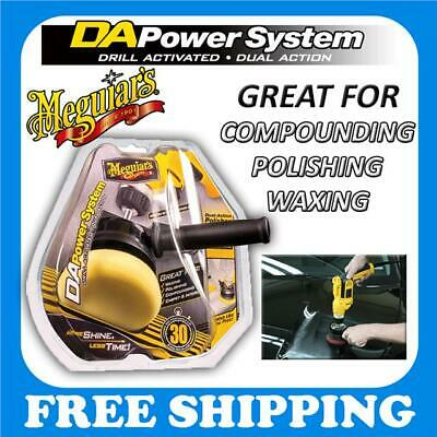 Meguiars DA Power System Brand New Dual Action Polisher G220v2 Alternative