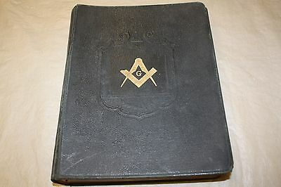 Masonic Edition Holy Bible 20th Century Edition Holman ~OBO~ *Free Shipping*