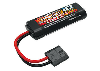 Traxxas Series 1 1200mAh NiMH 6 Cell Flat 7.2v iD Battery *NIP* 2925X