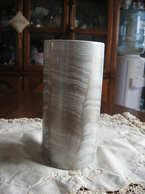 """E3 ROSEN THAL STUDIO -LINIE GERMANY VASE POTTERY 7.25""""IN TALL"""