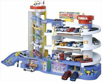 NEW Brand New Takara Tomy Tomica Super Auto Tomica Building Parking Toy