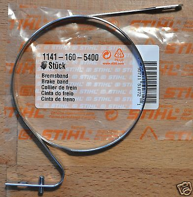 Genuine Stihl Chain Brake Band MS261 MS271 MS291 1141 160 5400 Tracked