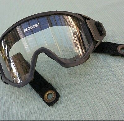 ESS  Structural Firefighting GOGGLES NFPA Compliant  - USA