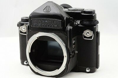 ASAHI PENTAX 67 6x7 TTL  Finder from Japan, Perfect Working mirror up
