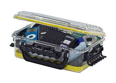 Plano 1460 Guide Series Case - Waterproof Tackle Tray With Dri-Lock Seal