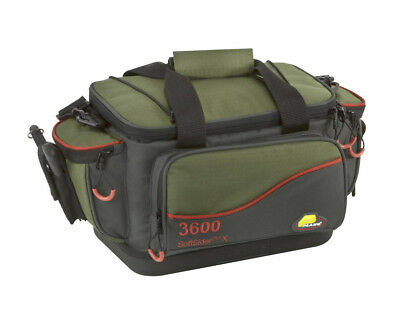 Plano 4464 X Advanced Series Fishing Tackle Bag - With 6 Tackle Trays