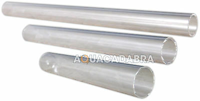 Cloverleaf Uv Quartz Sleeve Replacement Uvc Tube Genuine All Sizes Water Pond