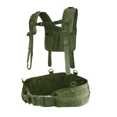 Condor H-Harness V2 Battle Belt Size Med. w/Inner Belt Combo OD 241, 215 & TB