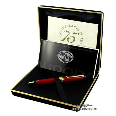 Aurora 75th Anniversary Limited Edition Ballpoint Pen