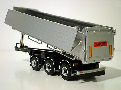WSI TIP TRAILER ASPHALT AND SAND 3 AXLE