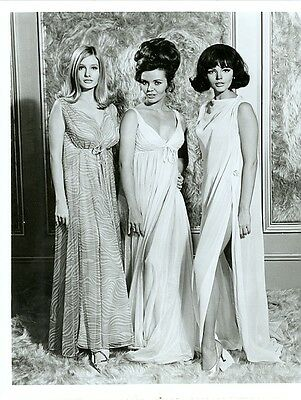 Deanna Lund Karen Jensen Melodie Johnson Busty Leggy I Love Mystery Nbc Tv Photo