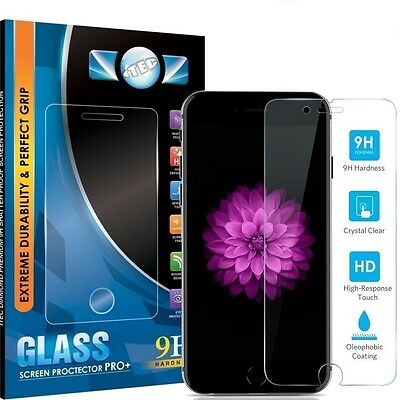 New Genuine Apple Iphone 6 Plus 6S Plus Tempered Glass Film Screen Protector