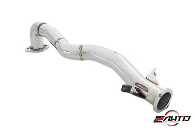 """MEGAN V1 2.5/"""" Catless Turbo Downpipe Down Pipe for Genesis Coupe 2.0 Turbo 10-12"""