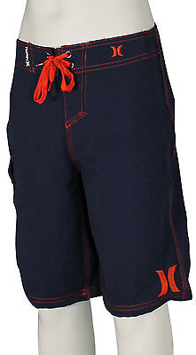 Hurley Boy's One and Only Boardshorts - Midnight Navy - New