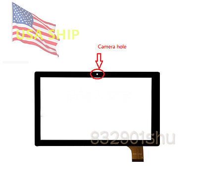 USA- 10'' inch Touch Screen Glass Replacement For RCA RCT6103W46 PRO RCA Tablet