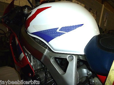 HONDA CBR900RR 1992-1999 Traction tank pads GRIPPER STOMP GRIPS EASY GRIP RG4