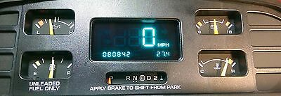 REPAIR SERVICE 1994 1995 1996 Chevrolet Caprice Chevy Impala Cluster Odometer