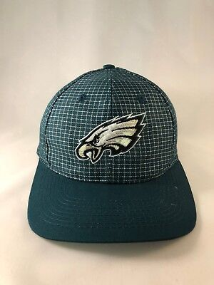 Philadelphia Eagles Vintage 1990's Logo 7 Snap Back Hat Veterans Stadium