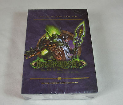 WoW - Magtheridons Lair Raid Deck - Loot Chance Spektraltiger -  OVP
